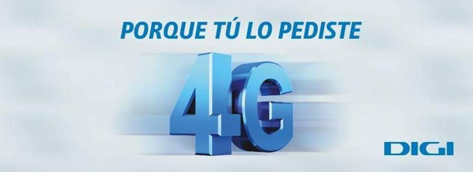 4G DIGI mobil