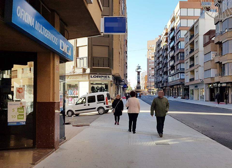 Oficina de multiservicios en lorca monicacis for Oficina de turismo lorca