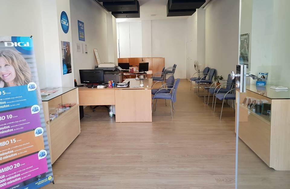 Oficina de multiservicios en lorca monicacis for Oficina extranjeria murcia