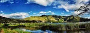Vuelo a Ecuador desde Madrid, sierra ecuatoriana